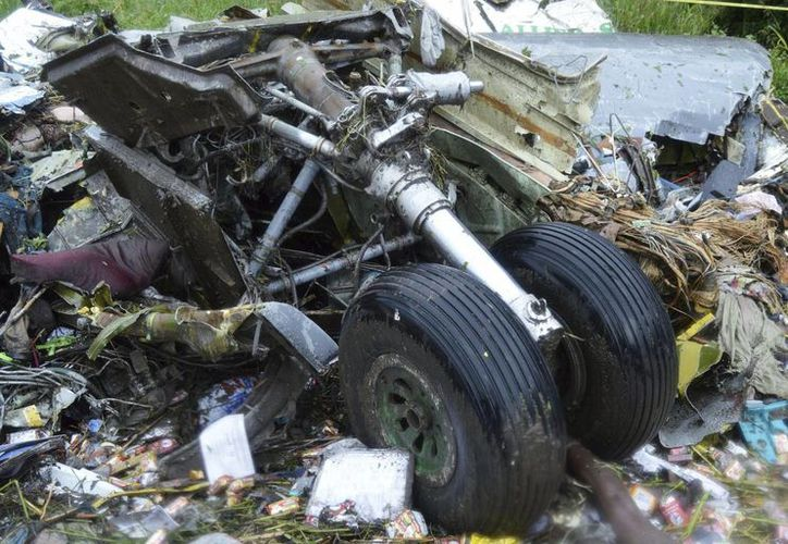 El accidente podría haber sido causado por una violación de las reglas de seguridad aérea. (Archivo/EFE)