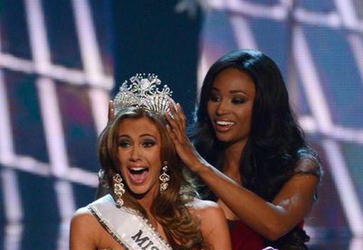 Erin Brady competirá en el certamen Miss Universo que se llevará a cabo a fin de año. (Agencias)