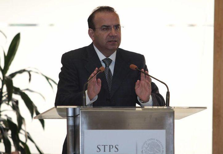 El gobierno federal tiene voluntad de dialogar con el SME, afirmó Navarrete Prida. (Notimex)