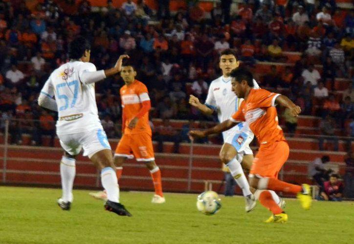 Con este resultado el CF Mérida llega a 10 unidades. (SIPSE)