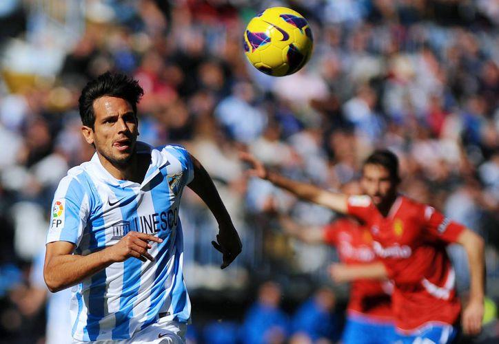 Roque Santa Cruz jugará con Cruz Azul en el torneo Clausura 2015 de la Liga MX. (talksport.com)