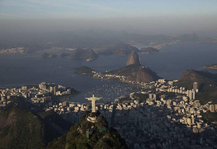 En Rio de Janeiro, ciudad sede de los Juegos Olímpicos, habrá más de 80 mil policías y soldados. (AP)