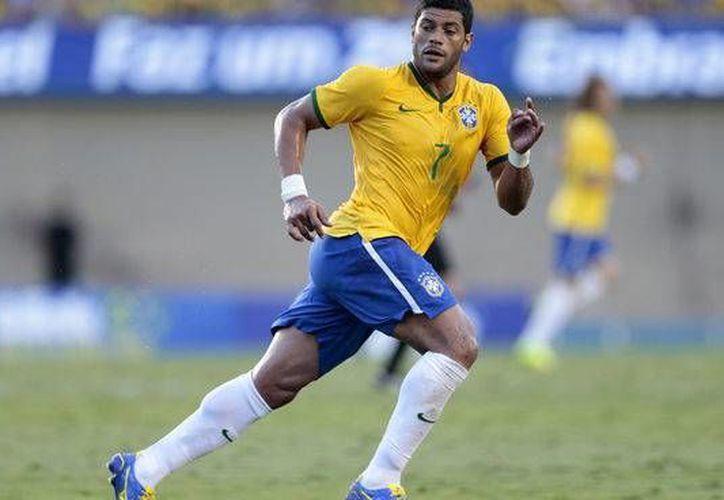 Hulk, seleccionado brasileño de 29 años, jugará para el Shanghai SIPG del futbol de China. (telecincostatic)