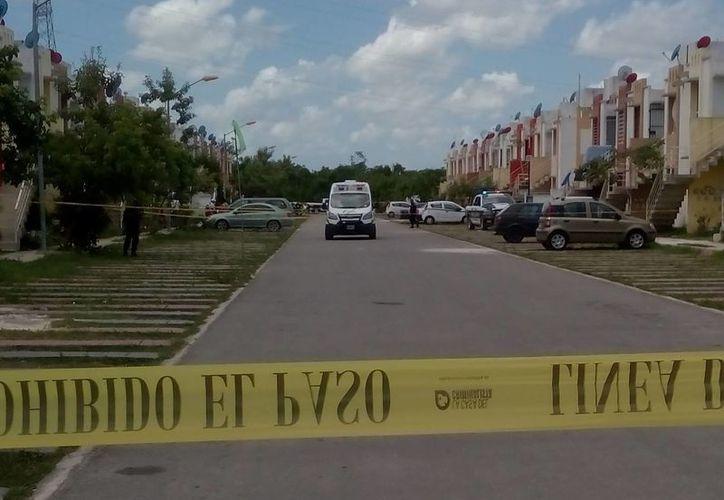 Ayer se presentaron pruebas contra el  imputado por el doble homicidio en el fraccionamiento Ciudad Natura, de Cancún. (Eric Galindo/SIPSE)