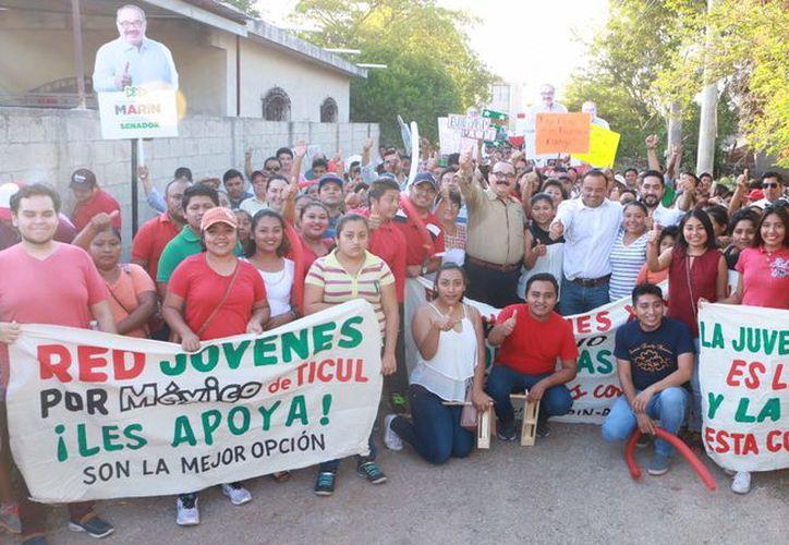 Ramírez Marín asegura que Yucatán cuenta con bases sólidas para aspirar a los grandes retos. (Milenio Novedades)