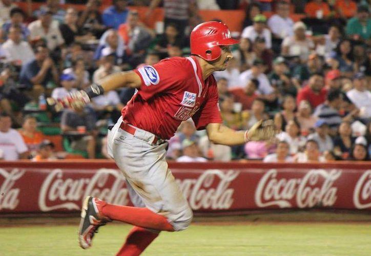 Los Rojos del Águila se llevaron el primero de la serie ante Yucatán. (Archivo/ Facebook)