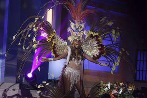 Certamen Miss Universo, desfile de trajes típicos