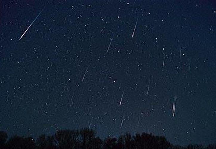 La lluvia de estrellas de las Leónidas se verá entre el 17 y el 18 de noviembre. (bitacoradegalileo.com)