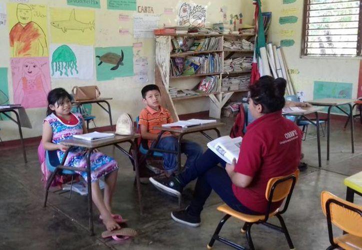 Los asesores recibirán un apoyo económico de mil 300 pesos para los traslados a comunidades alejadas. (Archivo/SIPSE)