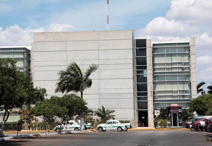 El nuevo ayuntamiento recibirá más de 70 mil bienes. Imagen del proyecto de construcción del anexo al Palacio Administrativo. (Milenio Novedades)