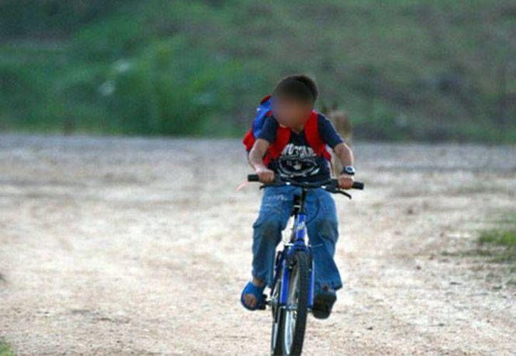 La acusación al pequeño de cuatro años ha causado indignación en Querétaro. (Imagen de referencia/Excélsior)