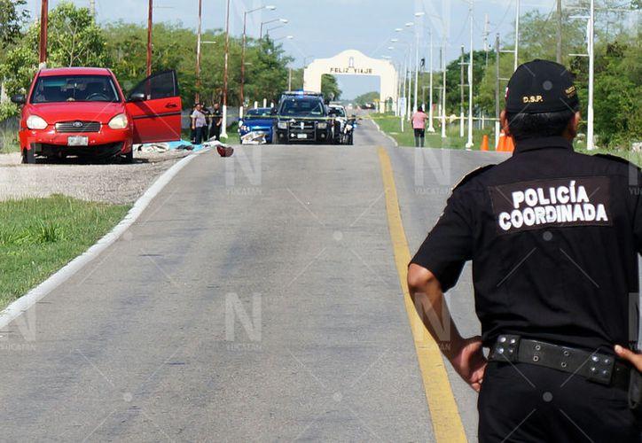 Otros automovilistas solicitaron los servicios de emergencia. (Novedades Yucatán)