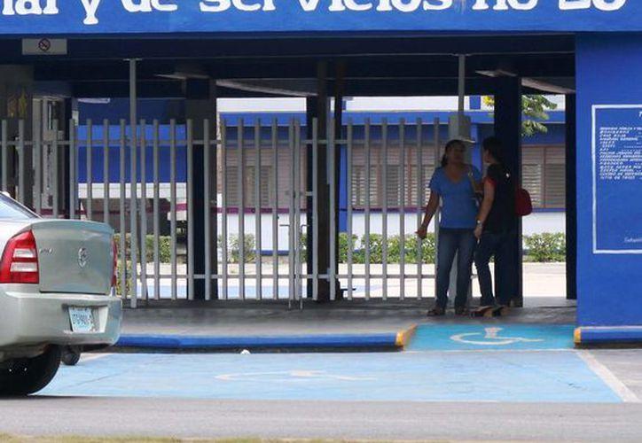 El Cbtis 28 de Cozumel se prepara para aplicar dos programas que buscan interesar aún más a sus estudiantes en las materias que cursan.  (Irving Canul/SIPSE)