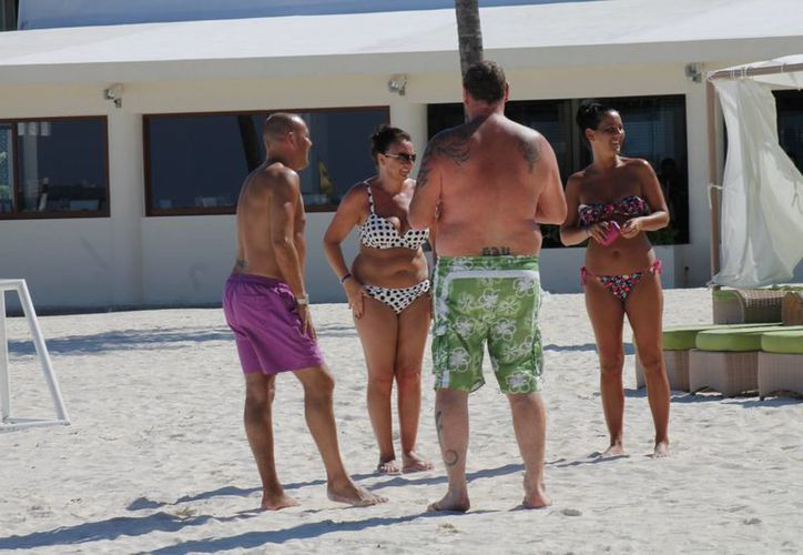 Durante los primeros tres meses arribaron al destino más de cuatro mil turistas nórdicos. (Israel Leal/SIPSE)