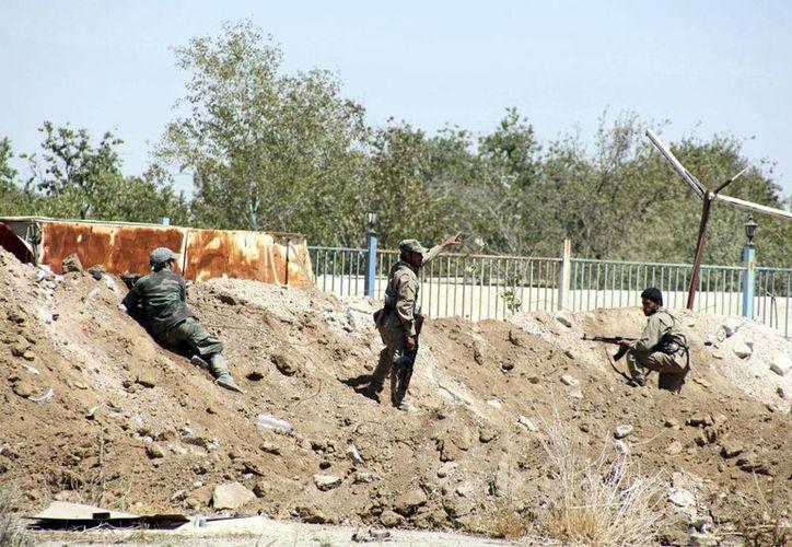 Una ONG indica que los alauíes encontrados muertos fueron secuestrados a principios de este año. (EFE)
