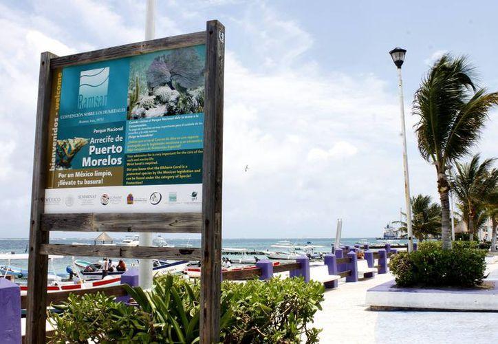 Puerto Morelos ha despertado el interés de otros mercados turísticos. (Israel Leal/SIPSE)