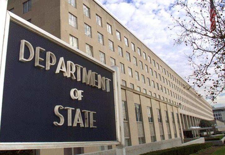 El Departamento de Estado no se ha pronunciado sobre el caso de Michael C. Ford, señalado por acoso cibernético. (AP)