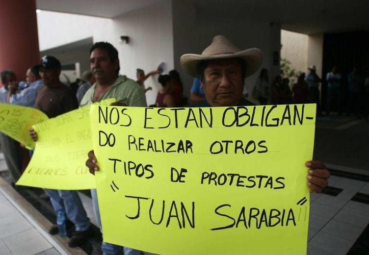 El ejido de Juan Sarabia está conformado por 563 campesinos. (Harold Alcocer/SIPSE)