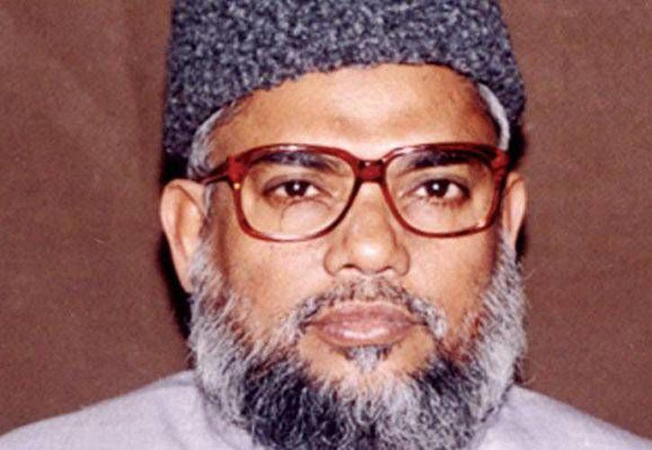 Ali Ahsan Mohammad Mujaheed es el sexto islamista condenado en 2013 por crímenes de lesa humanidad. (thedailystar.net)