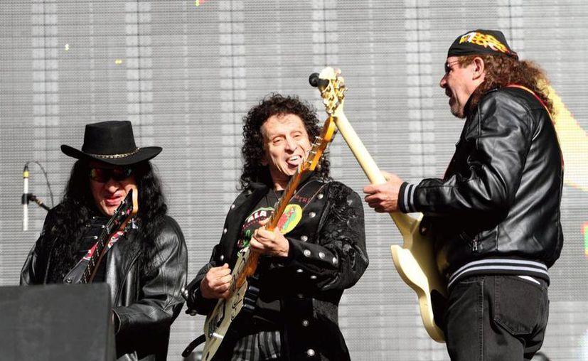 El Tri promociona un nuevo álbum con canciones de denuncia social. (Notimex/Archivo)
