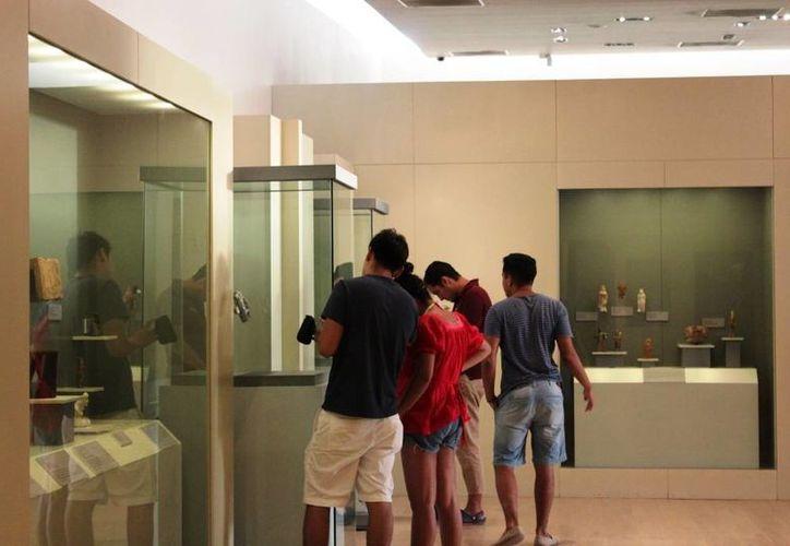 La conferencia sobre gastronomía se realizará en el Museo Maya. (Israel Leal/SIPSE)