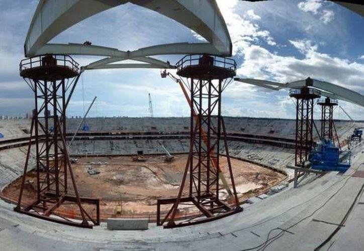 Algunos estadios ni siquiera se han terminado de construir, pero millones de personas ya quieren estar en ellos. (es.fifa.com/Foto de archivo)