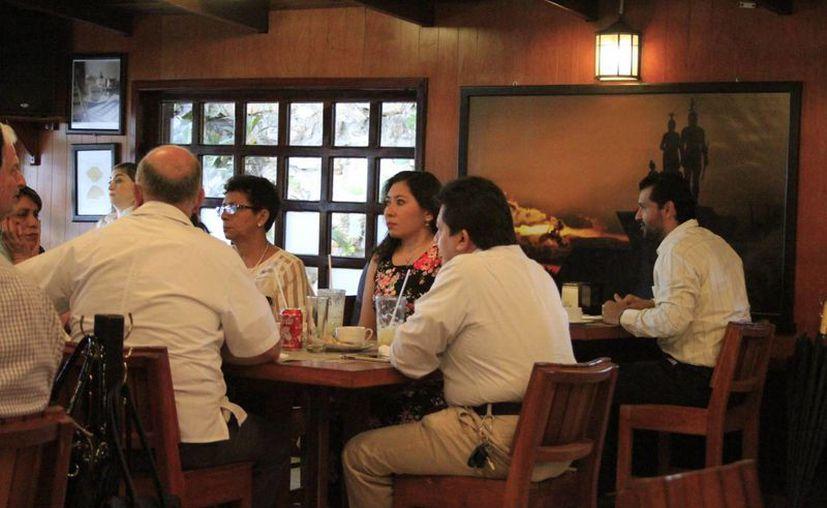 Los restaurantes miembros de la Canirac deben cubrir una cuota anual, que les otorga beneficios. (Ángel Castilla/SIPSE)