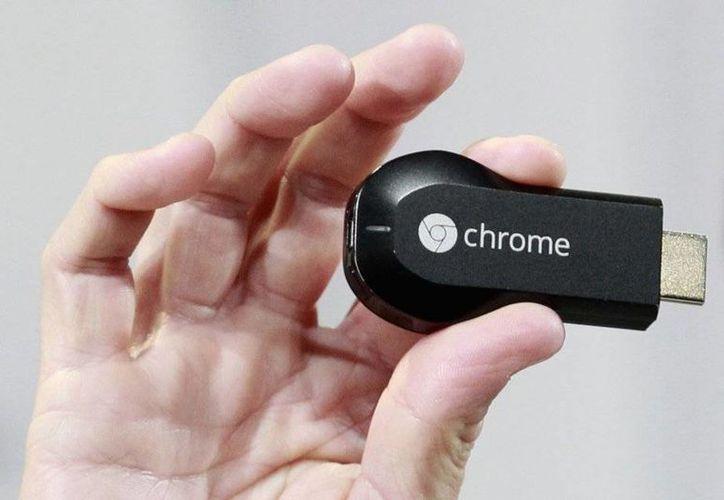 Chromecast será compatible con iOS y Windows. (Foto: Google)