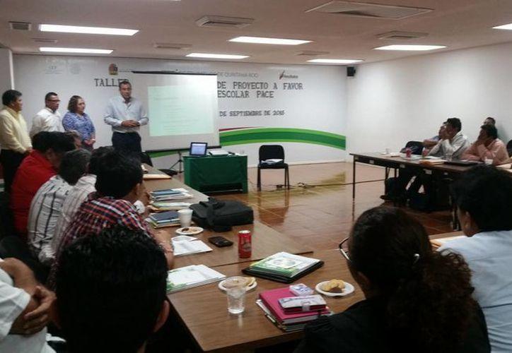 De mayo a julio, personal de la Derechos Humanos impartió un total de 11 talleres. (Benjamín Pat/SIPSE)