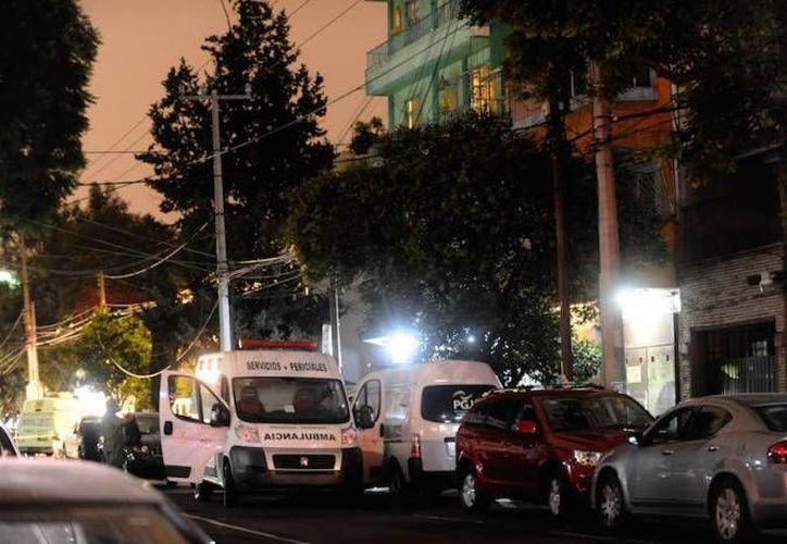 Los consignados por los asesinatos perpetuados en la calle Luis Saviñon, de la Colonia Narvarte, habrían realizado 30 llamadas y mensajes con diferentes personas, por lo que se podrían abrir nuevas líneas de investigación. (Archivo diariodf.mx)