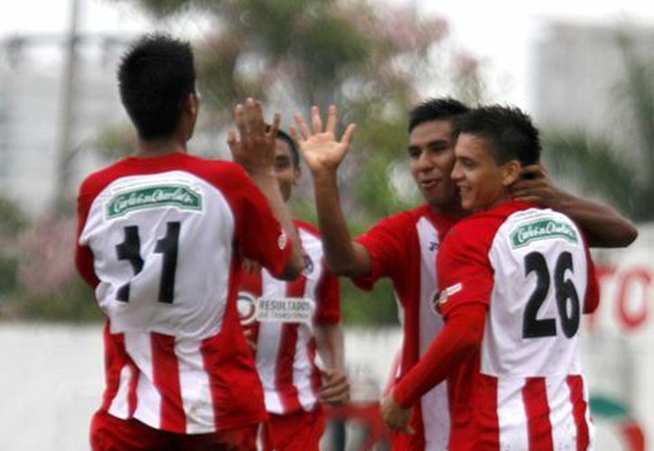 El equipo espera obtener un resultado positivo en el encuentro que tendrá en San Luis Potosí. (Redacción/SIPSE)