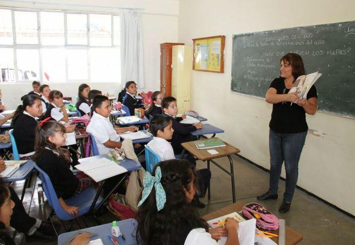 Afirman que se arrastrarán aún más los problemas de aprendizaje en materias base, como español y matemáticas. (Novedades Yucatán)