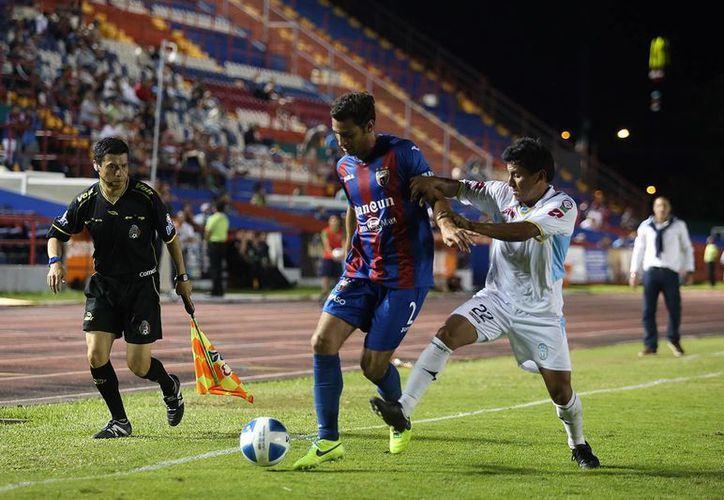 El CF Mérida cayó ante el Atlante a mediados de esta semana. (Milenio Novedades)