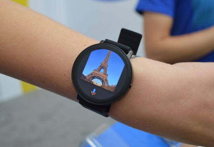 Reloj inteligente de Google llegará a tu mano. (Foto: Tech Radar)