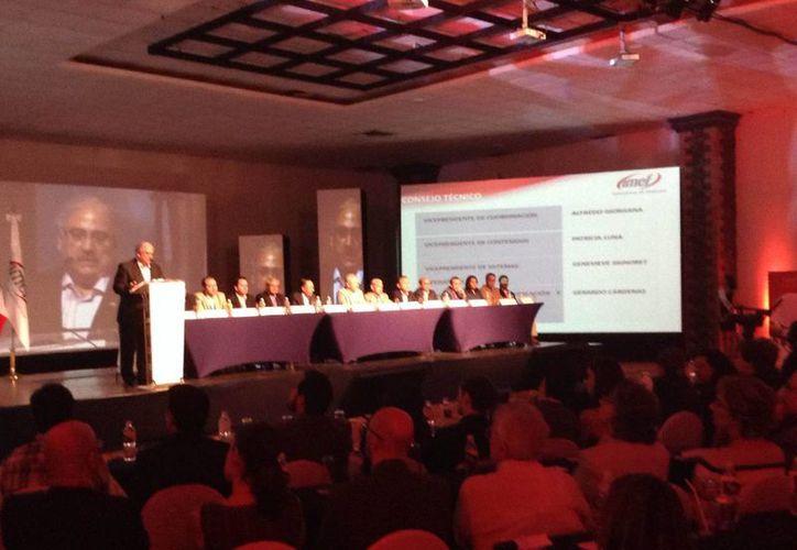 El evento XLLII Convención Anual del Instituto Mexicano de Especialistas Fiscales (IMEF),  finalizó ayer en Querétaro. (Stephani Blanco/SIPSE)