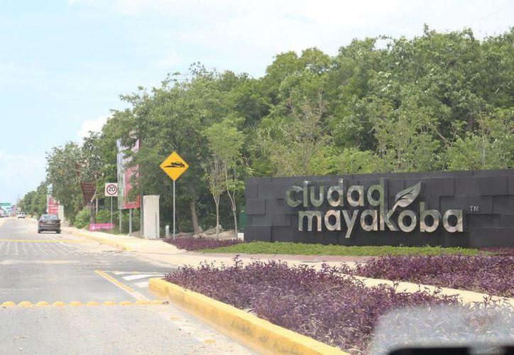 El proyecto inmobiliario Ciudad Mayakoba ya tiene viviendas reservadas. (Adrián Barreto/SIPSE)