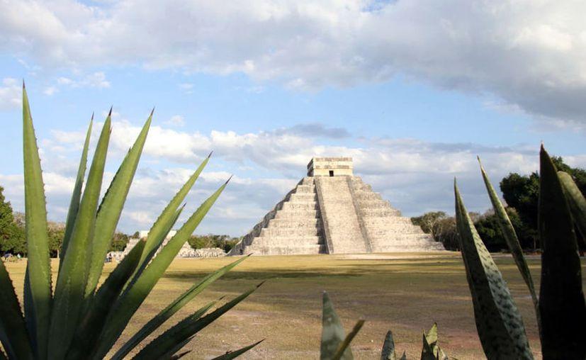 Una estación del tren maya se construirá cerca de la zona arqueológica. (Daniel Sandoval/Novedades Yucatán)