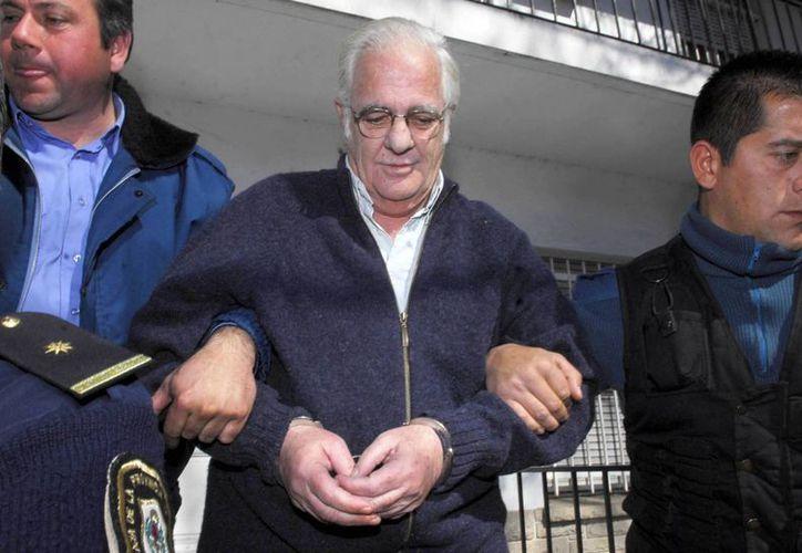 Carlos Carrascosa fue absuelto por asesinato de su esposa María Marta García Belsunce, caso que causó gran polémica en Argentina. (TELAM)