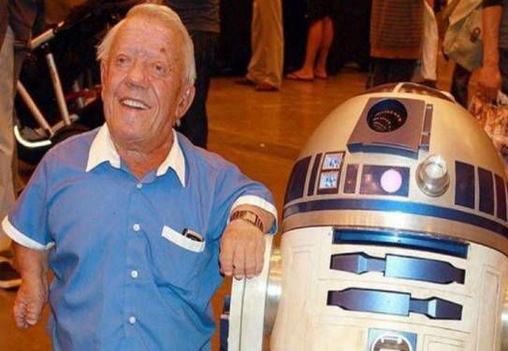 El actor británico Kenny Baker tenía problemas pulmonares y llevaba tiempo enfermo. (Archivo/ AP)