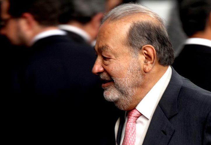 Desde hace unos meses Slim le ha estado 'pegando' al duopolio que durante años se ha adueñado del Futbol Mexicano. (Notimex)