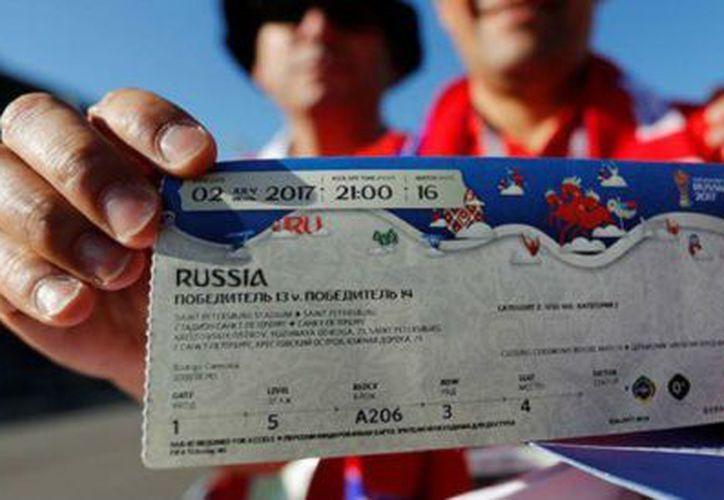 Ya no había boletos en Moscú, San Petersburgo, Kazán, Samara, Nizhni Nóvgorod, Sochi, Rostov, Kaliningrado y Yekaterimburgo. (Aristegui)