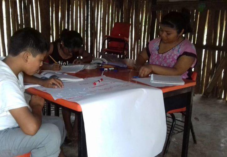 Actualmente la Conafe tiene 690 educadores distribuidos en el estado. (Ángel Castilla/SIPSE)