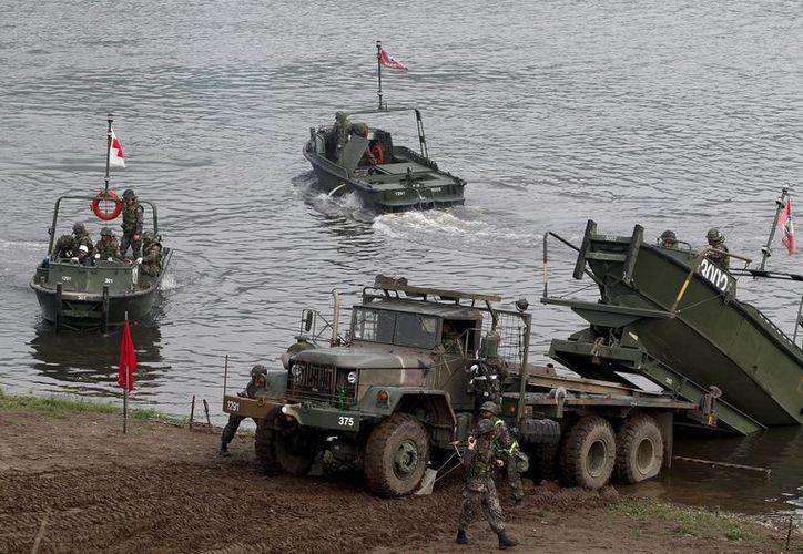 Las tropas están cansadas después de más de una década de operaciones. (EFE)