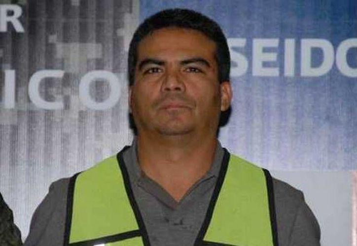 """Jesús Alfredo Salazar Ramírez fue identificado por el Ejército mexicano como uno de los lugartenientes """"más importantes"""" de Joaquín El Chapo Guzmán. (laparada.mx)"""