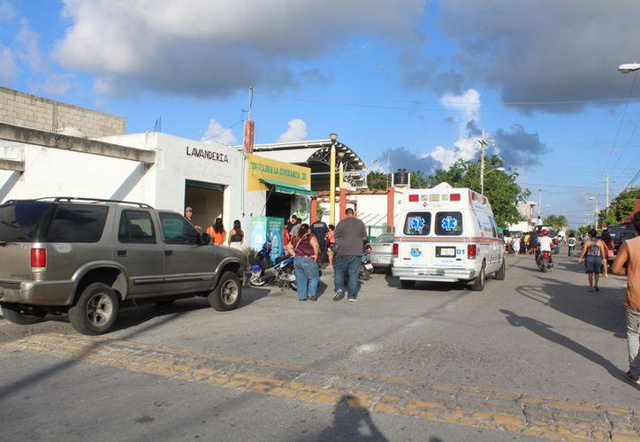 Un joven fue detenido por ciudadanos, luego de que éstos vieron que intentó asaltar una tortillería, en Cozumel. (Redacción/SIPSE)