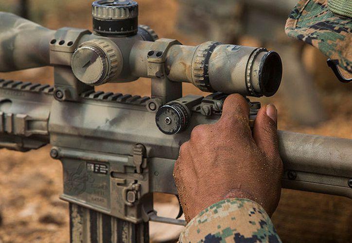 Un sargento inglés eliminó a un líder de ISIS a más de 1,5 kilómetros. (Foto: Contexto)