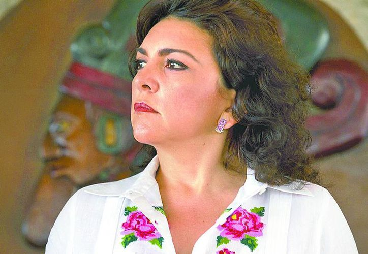 La exgobernadora yucateca, calculó que la acudirán a las urnas entre 50 y 55 por ciento de los ciudadanos. (Milenio)