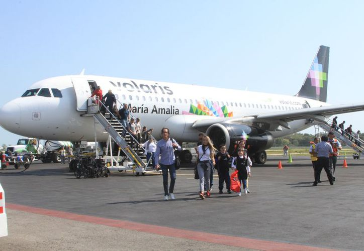 Actualmente Chetumal se encuentra conectado con Guadalajara, Ciudad de México y Cancún.  (Daniel Tejada/SIPSE)
