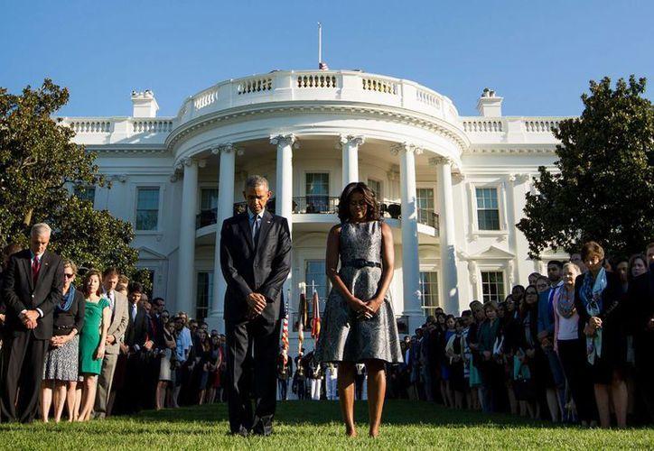 Obama y sus cifras de duelo nacional lo convierten en el presidente del luto estadounidense. (Archivo AP)