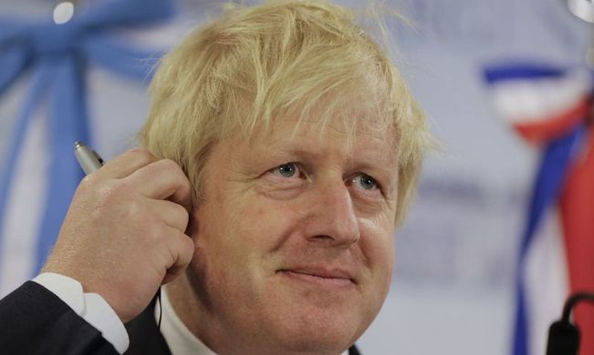 UK slams Russian pranksters over Boris Johnson call